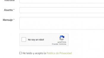 Protect your website from spam and abuse with Google's reCAPTCHA