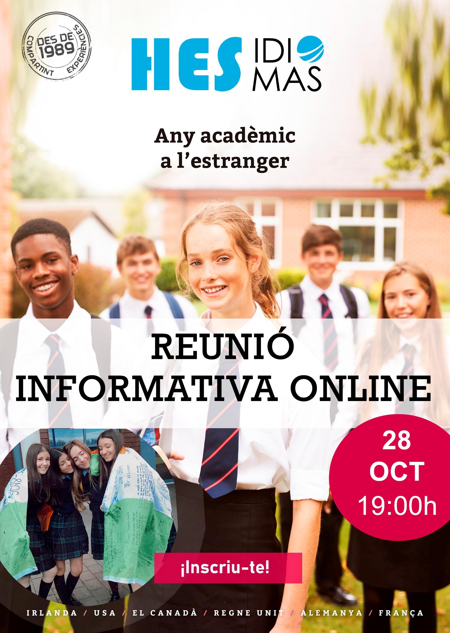 Reunió Any i Trimestre acadèmics amb HES