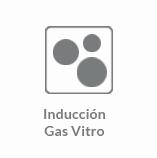 Inducción - Gas - Vitro