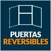 PUERTAS REVERSIBLES