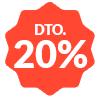 PROMOCIÓN DTO.20%