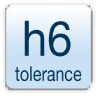_cat18_tags: Tolerance h6