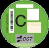 Etiqueta C, Verde